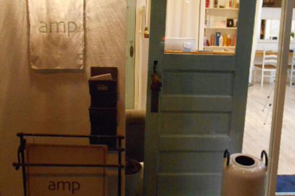 大阪府 大阪市 美容院 amp(アンプ)様/中古賃貸マンション店舗リノベーション