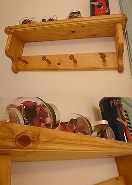 シャビーシック 棚 |インテリア家具