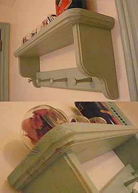 シャビーシック シェルフ|インテリア家具