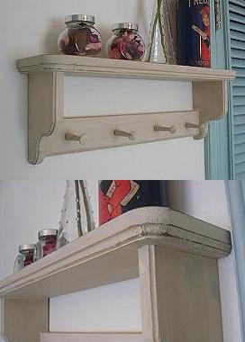 シャビーシック ラック|インテリア家具
