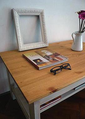シャビーシック コーヒーテーブル|インテリア家具