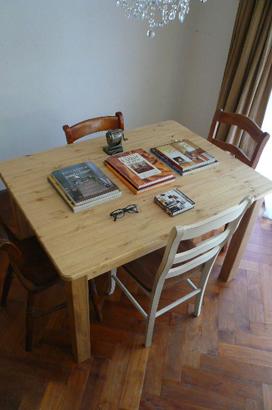 シャビーシック テーブル|インテリア家具