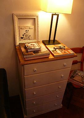 シャビーシック サイドボード|インテリア家具