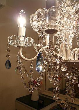 シャビーシック ランプ|インテリア家具