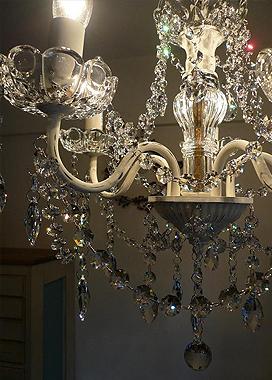 シャビーシック 照明|インテリア家具