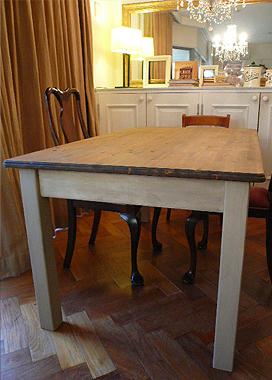 シャビー テーブル|インテリア家具